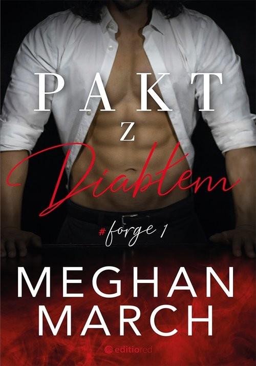 okładka Pakt z diabłem. Forgeksiążka |  | March Meghan