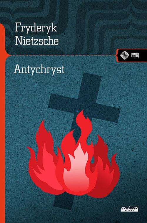 okładka Antychrystksiążka |  | Fryderyk Nietzsche