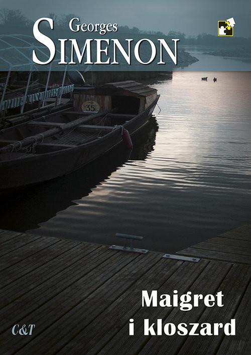 okładka Maigret i kloszardksiążka      Georges Simenon
