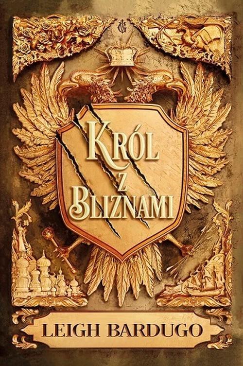 okładka Król z bliznamiksiążka |  | Leigh Bardugo