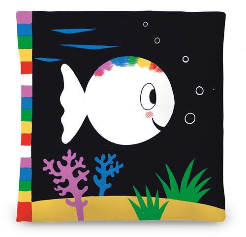 okładka Moja pierwsza rybka Książeczka sensorycznaksiążka |  | van Genechten Guido