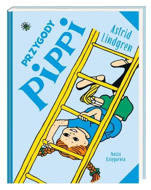 okładka Przygody Pippiksiążka      Astrid Lindgren