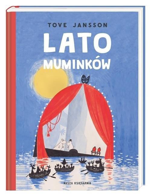 okładka Lato Muminkówksiążka |  | Tove Jansson