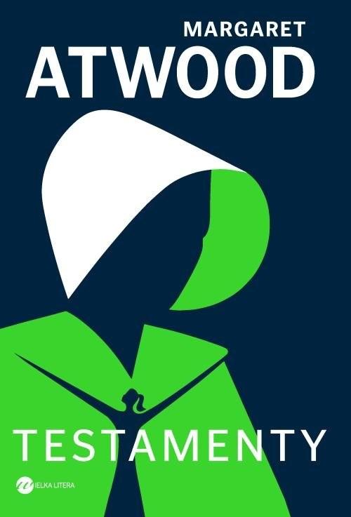 okładka Testamentyksiążka      Margaret Atwood