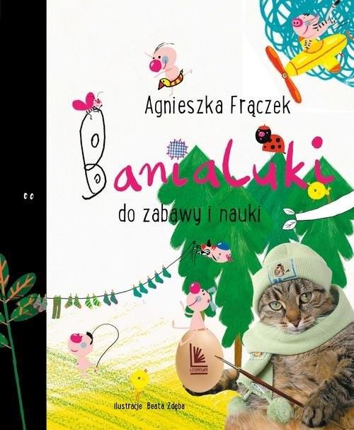 okładka Banialuki do zabawy i naukiksiążka |  | Agnieszka Frączek