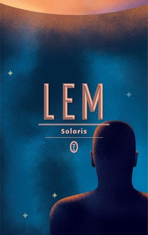 okładka Solarisksiążka      Stanisław Lem