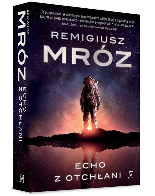 okładka Echo z otchłaniksiążka |  | Remigiusz Mróz