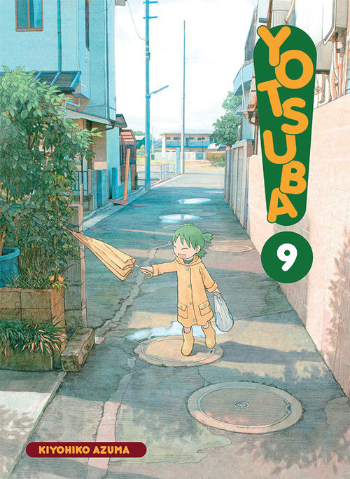 okładka Yotsuba! #09książka      Kiyohiko Azuma