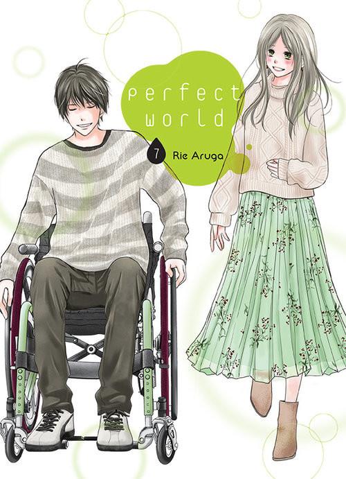 okładka Perfect World #07książka |  | Aruga Rie