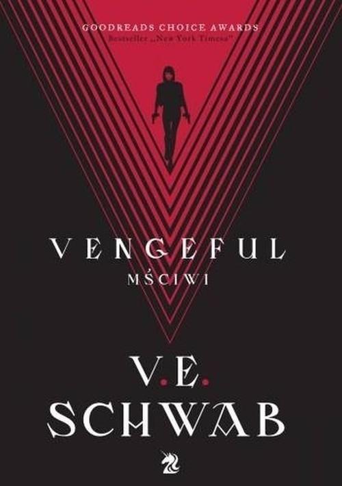 okładka Vengeful Mściwiksiążka |  | Schwab V.E