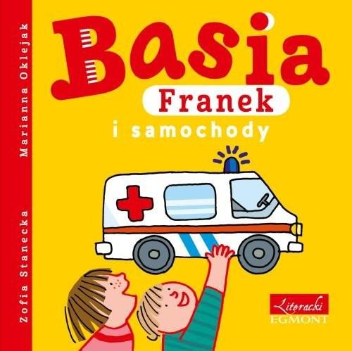 okładka Basia Franek i samochodyksiążka |  | Zofia Stanecka