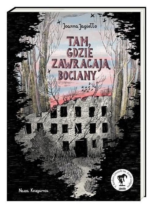 okładka Tam, gdzie zawracają bocianyksiążka |  | Joanna Jagiełło