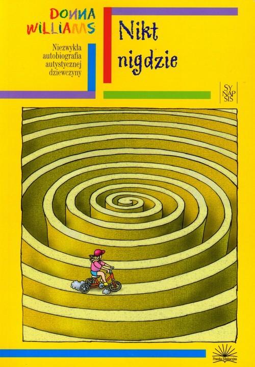 okładka Nikt nigdzieksiążka      Williams Donna