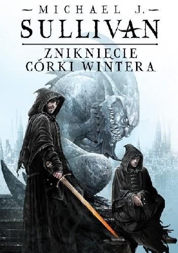 okładka Zniknięcie Córki Wintera książka |  | J. Sullivan Michael