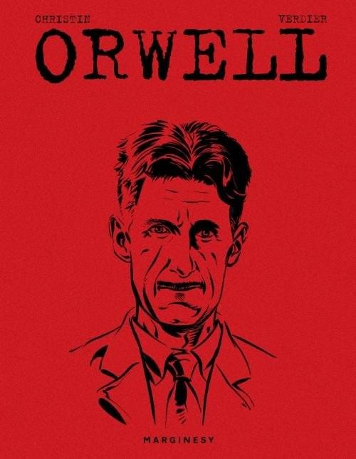 okładka Orwellksiążka |  | Pierre Christin, Sebastien Verdier