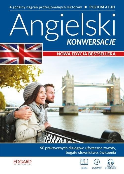 okładka Angielski Konwersacjeksiążka |  |