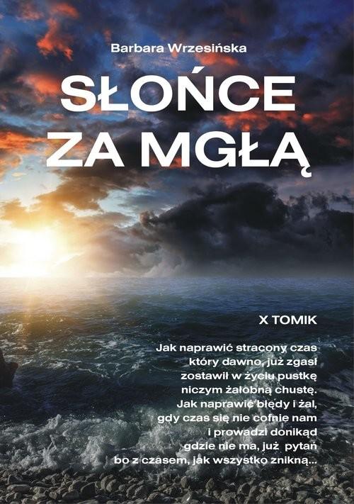 okładka Słońce za mgłąksiążka |  | Barbara  Wrzesińska