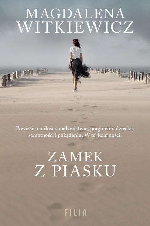 okładka Zamek z piaskuksiążka |  | Magdalena Witkiewicz