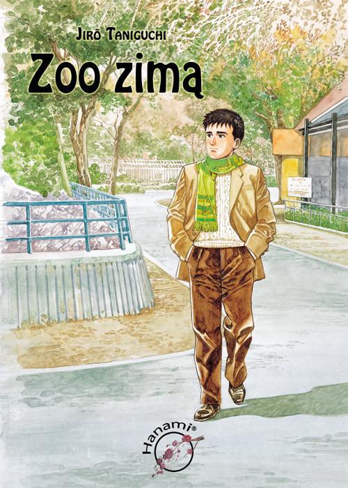 okładka Zoo zimą Komiks dla dorosłychksiążka |  | Jiro Taniguchi