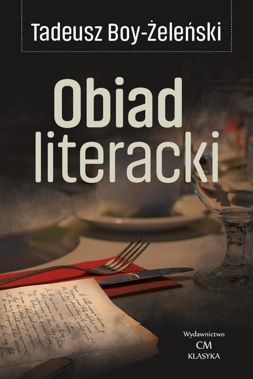 okładka Obiad literackiksiążka |  | Tadeusz Boy-Żeleński