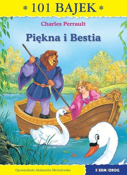 okładka Piękna i Bestia 101 bajekksiążka      Charles Perrault