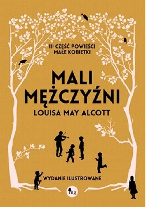 okładka Mali mężczyźni Mali mężczyźniksiążka |  | Louisa May Alcott