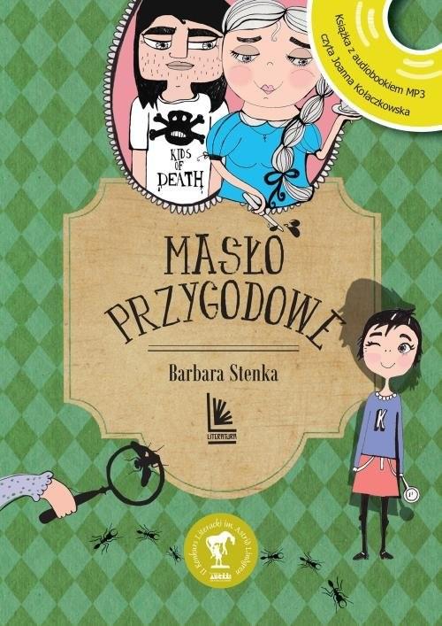 okładka Masło przygodoweksiążka |  | Barbara Stenka