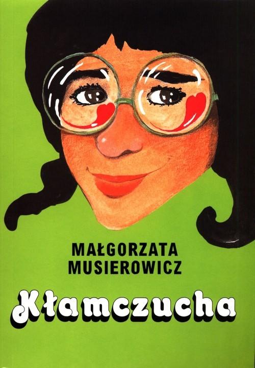 okładka Kłamczuchaksiążka      Musierowicz Małgorzata