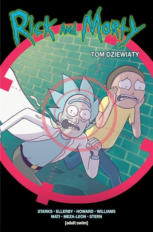 okładka Rick i Morty Tom 9książka |  |