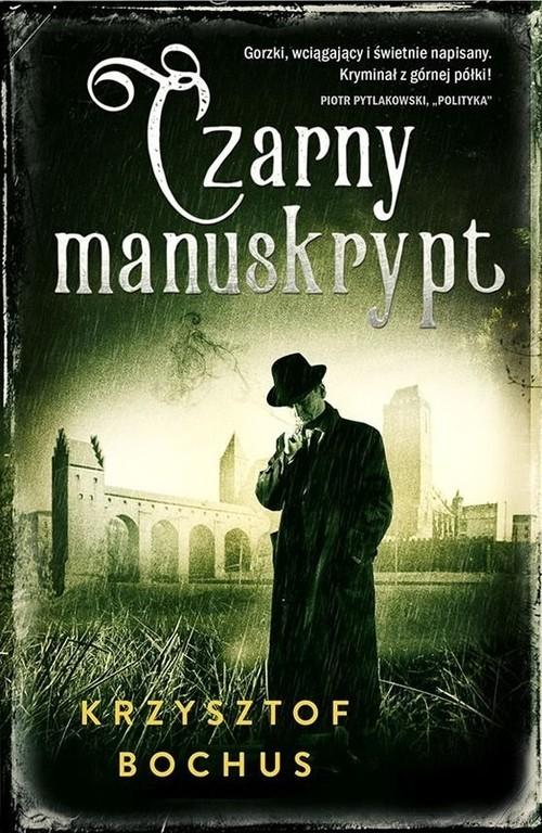 okładka Czarny Manuskryptksiążka |  | Krzysztof Bochus