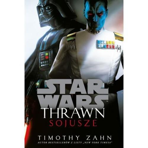 okładka Star Wars Thrawn Sojuszeksiążka      Timothy Zahn