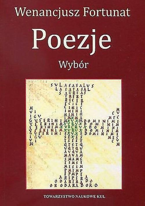okładka Poezje Wybórksiążka |  | Fortunat Wenancjusz