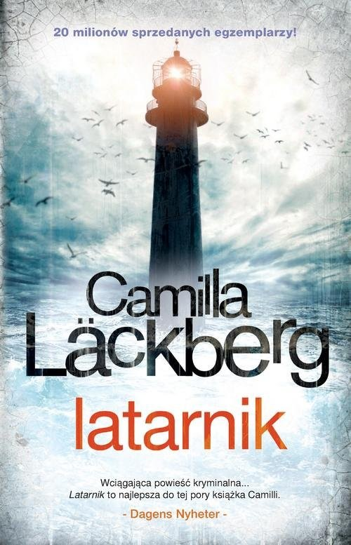 okładka Latarnik Fjällbacka. 7.książka      Camilla Läckberg