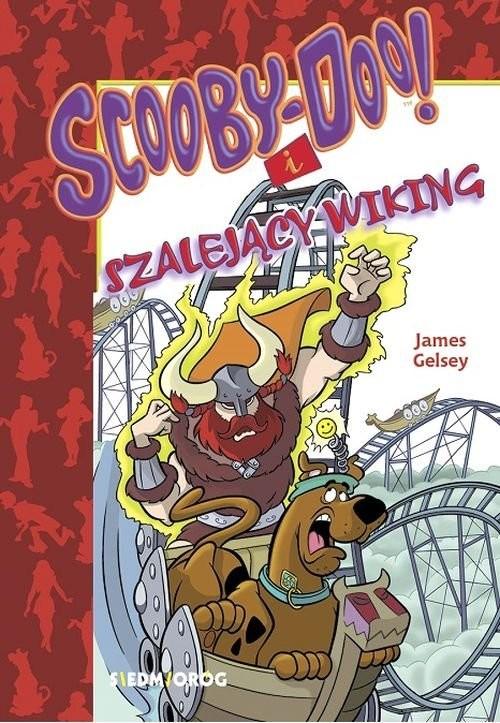 okładka Scooby-Doo! i szalejący Wikingksiążka |  | James Gelsey