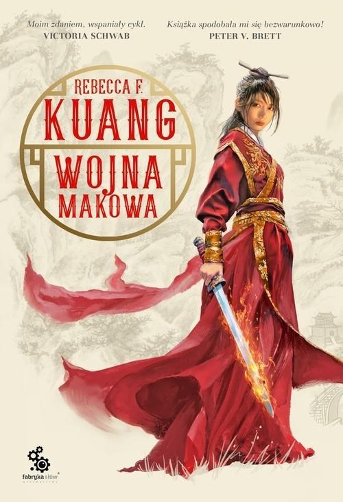 okładka Wojna makowa Księga 1książka      Rebecca F. Kuang
