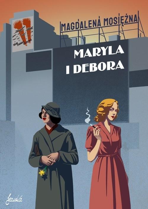 okładka Maryla i Deboraksiążka |  | Mosiężna Magdalena