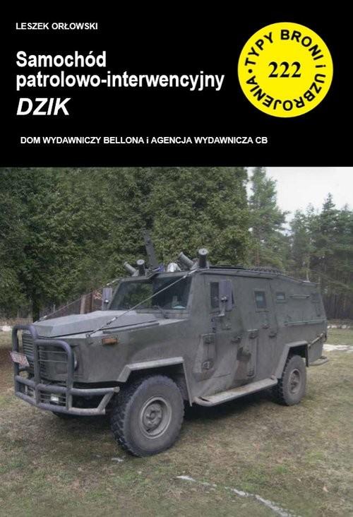 okładka Samochód patrolowo-interwencyjny DZIKksiążka |  | Leszek Orłowski