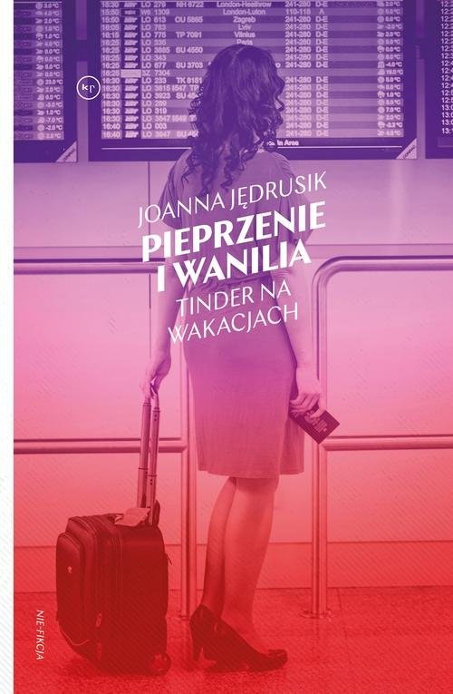 okładka Pieprzenie i waniliaksiążka |  | Jędrusik Joanna