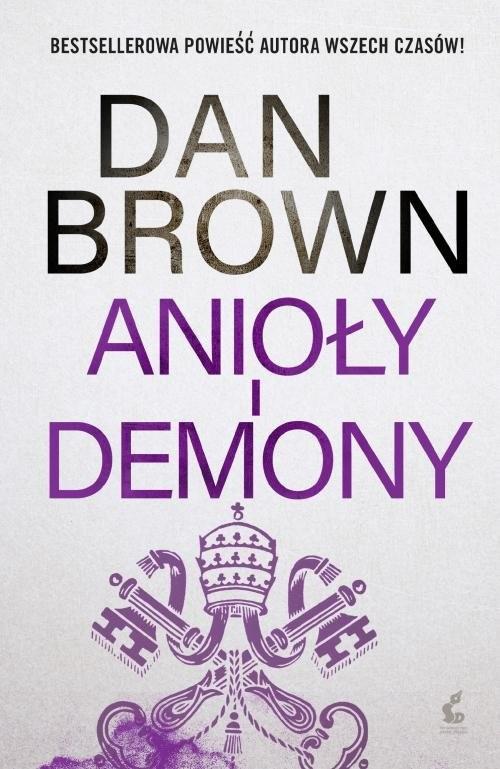 okładka Anioły i demonyksiążka      Dan Brown