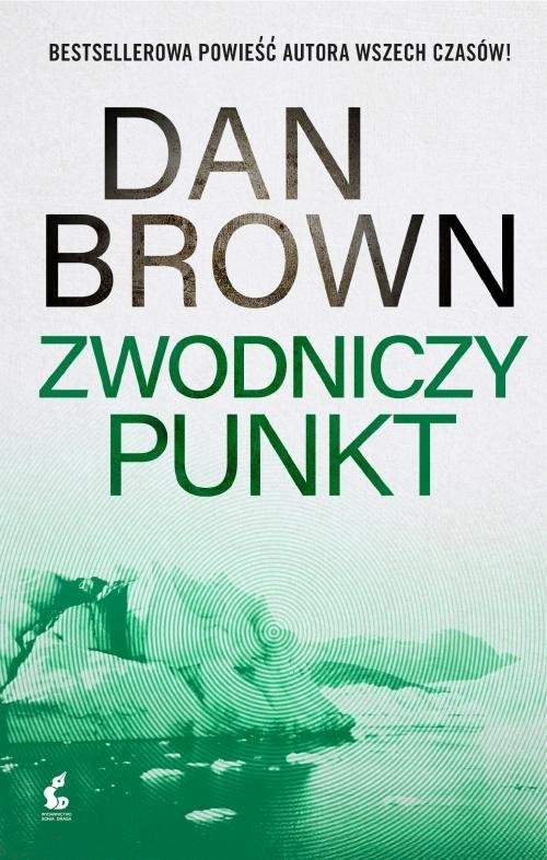okładka Zwodniczy punktksiążka      Dan Brown