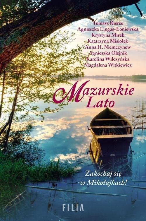 okładka Mazurskie Latoksiążka |  |