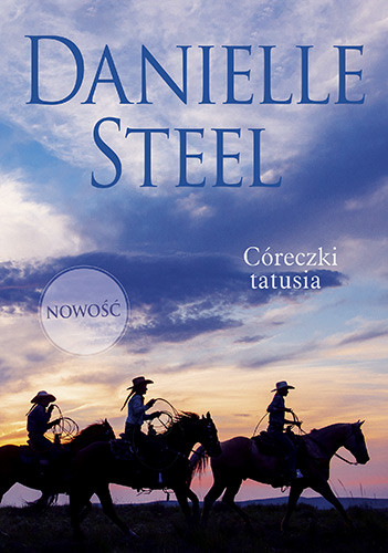 okładka Córeczki tatusiaksiążka      Danielle Steel
