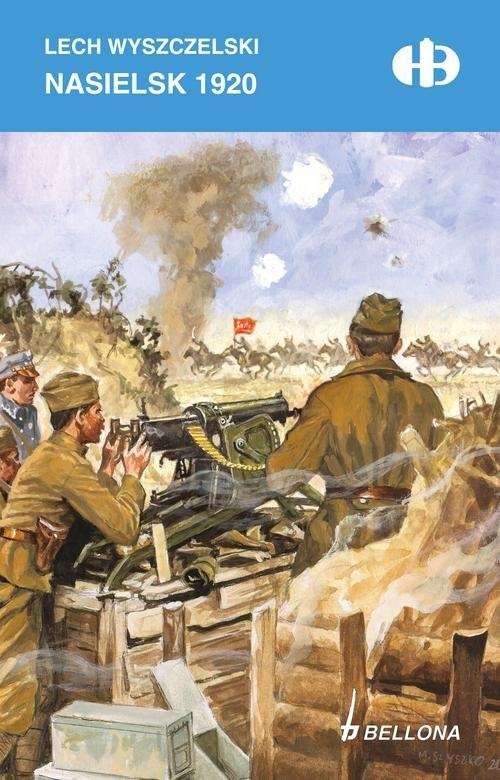 okładka Nasielsk 1920książka |  | Wyszczelski Lech