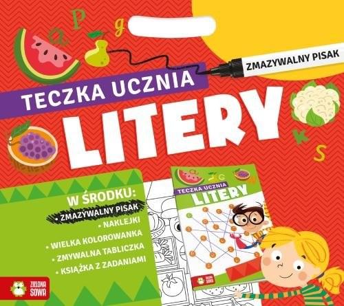 okładka Teczka ucznia z pisakiem Literyksiążka |  |