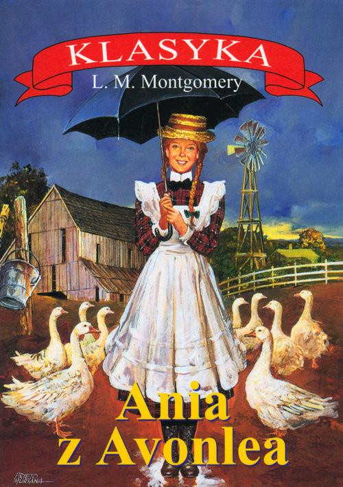 okładka Ania z Avonleaksiążka |  | Lucy Maud Montgomery