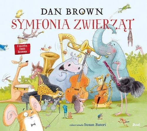 okładka Symfonia zwierzątksiążka |  | Dan Brown