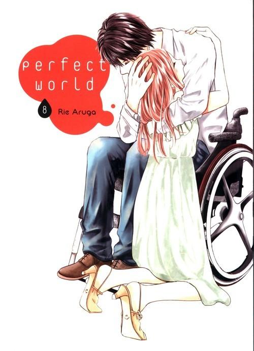 okładka Perfect Word 8książka |  | Aruga Rie