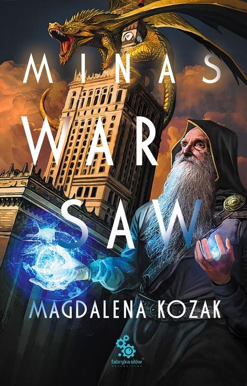 okładka Minas Warsawksiążka      Magdalena Kozak