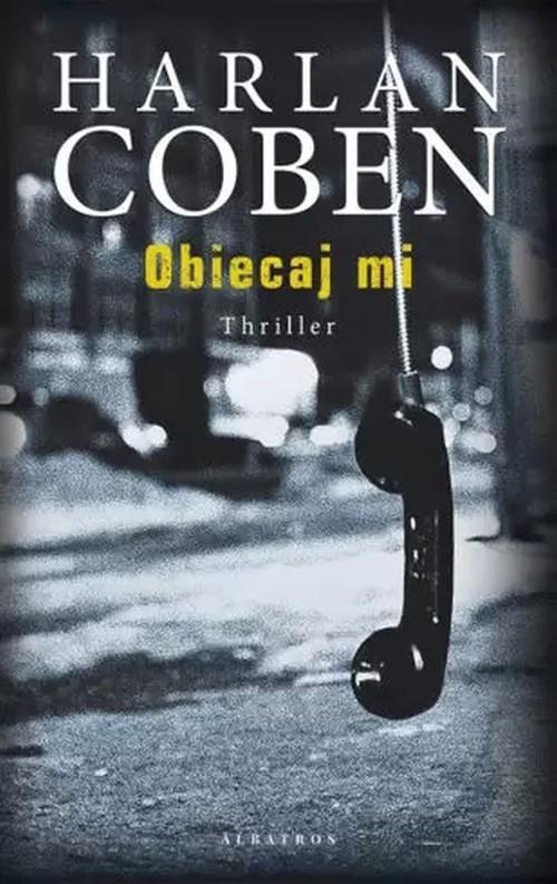 okładka Obiecaj miksiążka      Harlan Coben