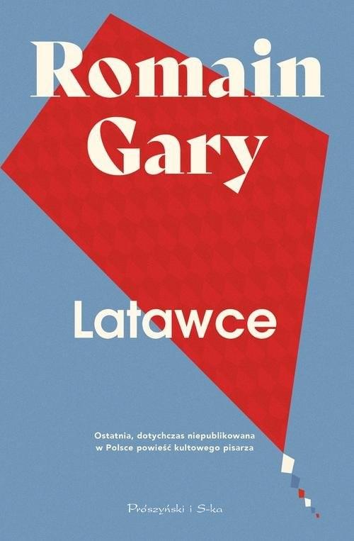 okładka Latawceksiążka |  | Gary Romain
